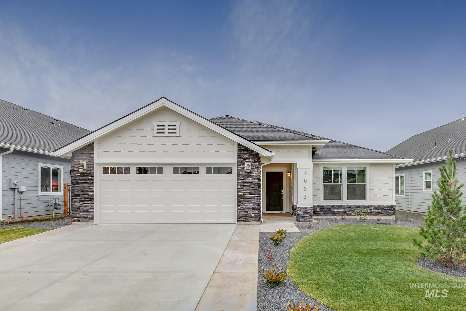 2598 W Balboa Dr Property Photo - Kuna, ID real estate listing