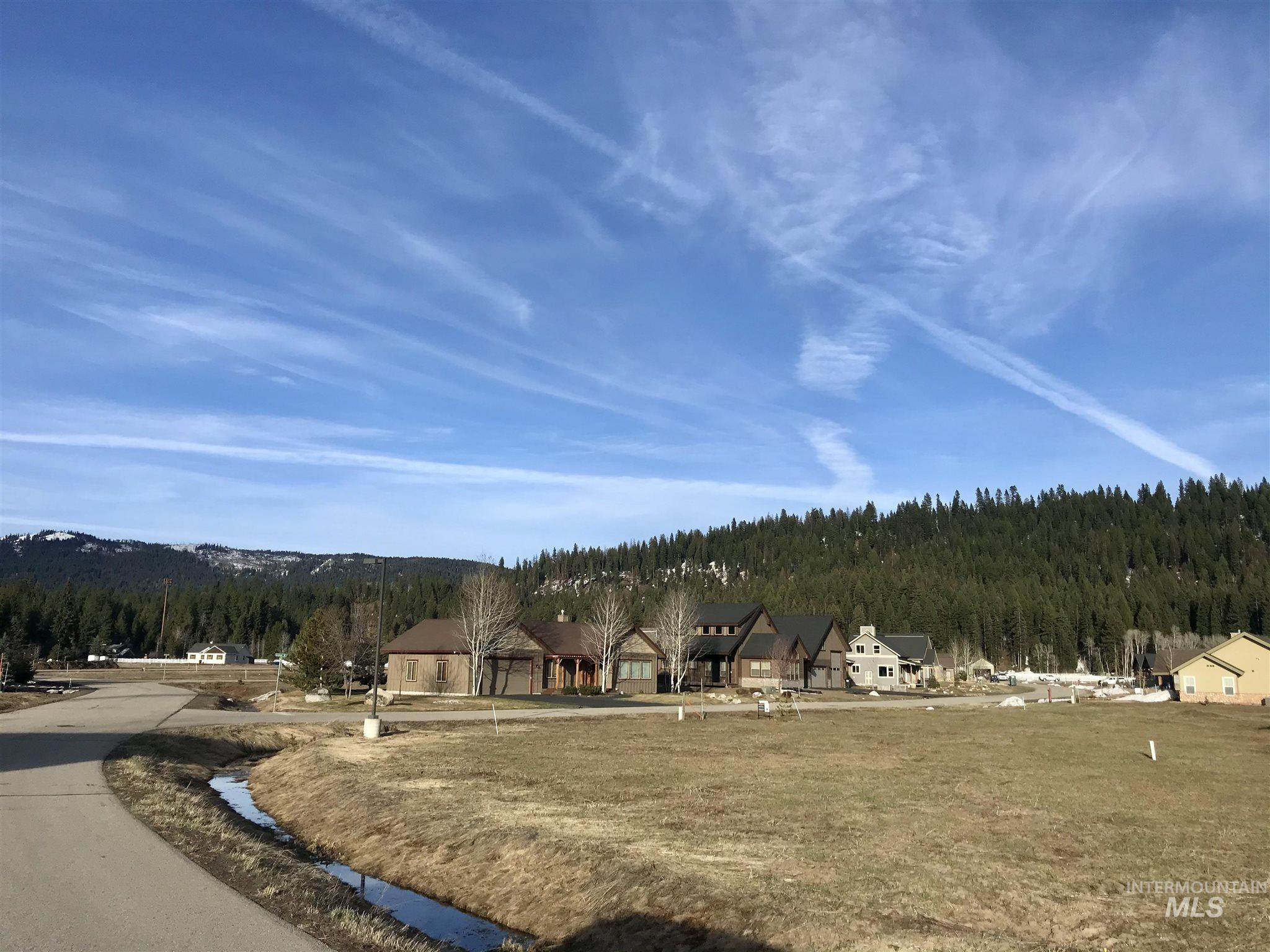 Lot 113 Graham Drive Property Photo - McCall, ID real estate listing
