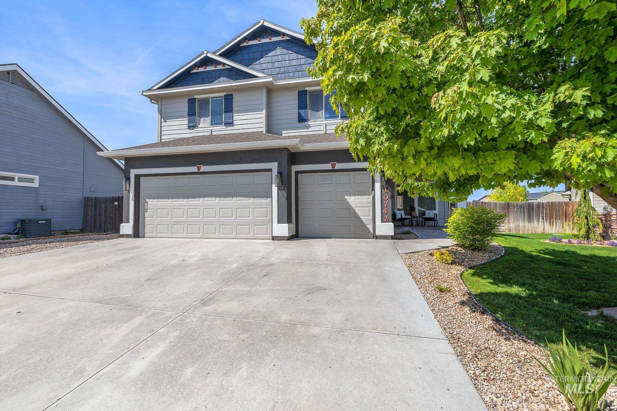 10742 Cocoon St. Property Photo - Nampa, ID real estate listing