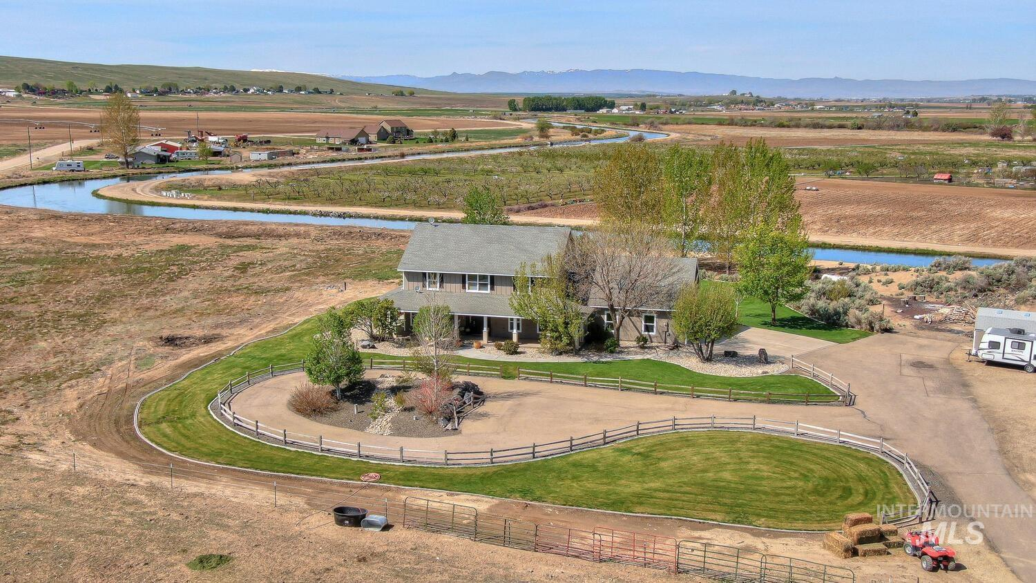 1707 S Forrey Rd Property Photo - Kuna, ID real estate listing