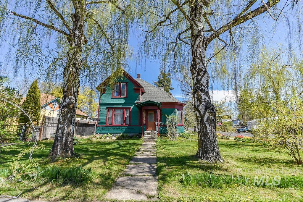 1028 S Harrison Property Photo - Moscow, ID real estate listing