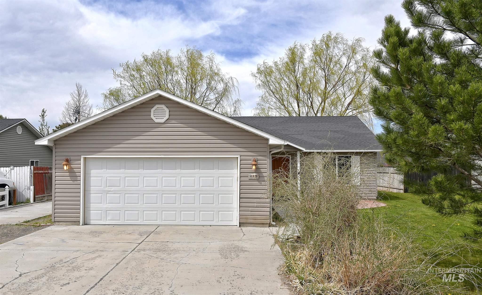 285 W 2nd Street Property Photo - Hazelton, ID real estate listing