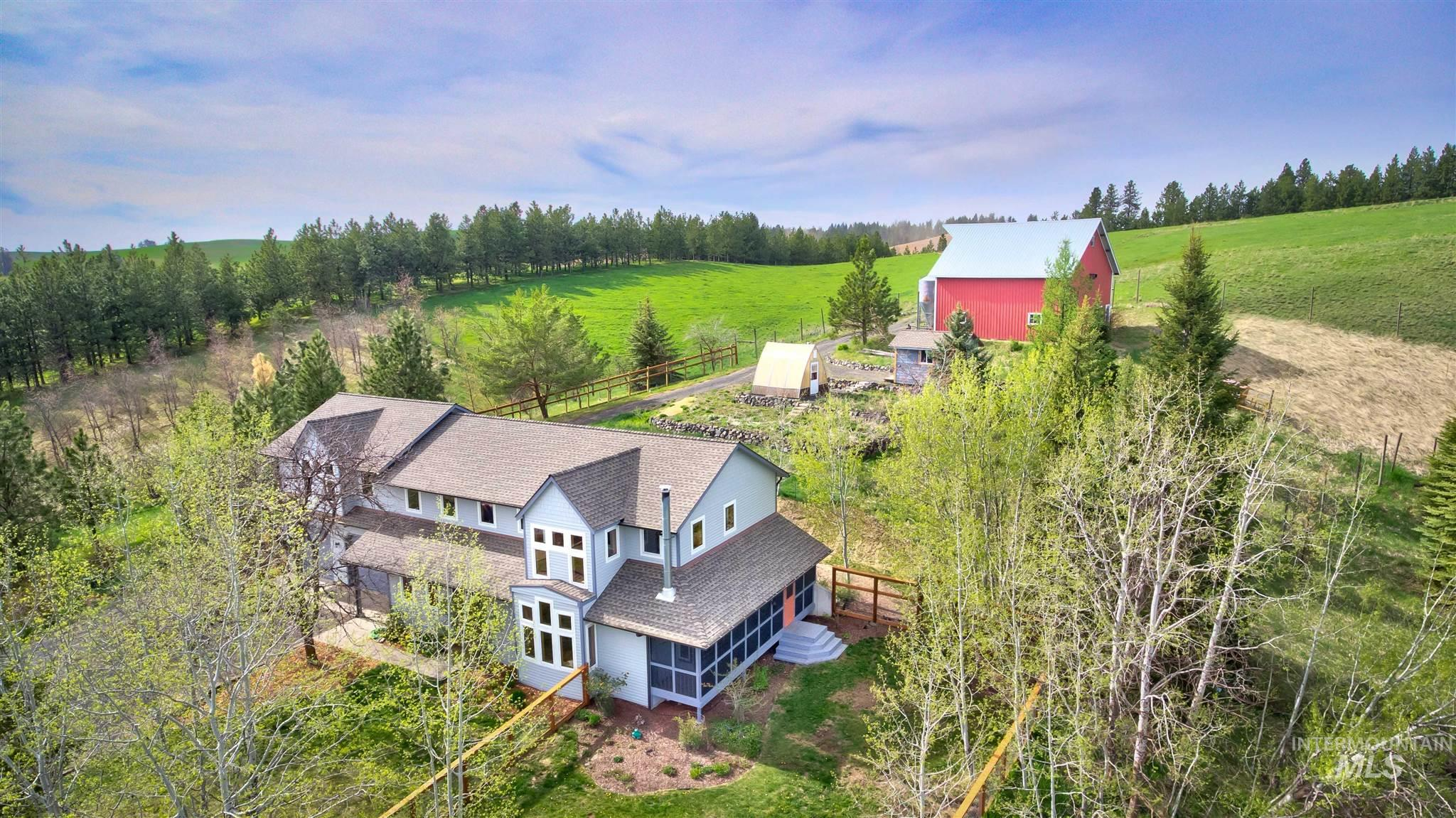 1026 Kasper Rd. Property Photo - Moscow, ID real estate listing