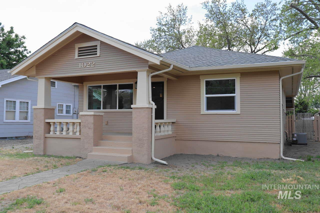 1022 8th Street Property Photo - Lewiston, ID real estate listing