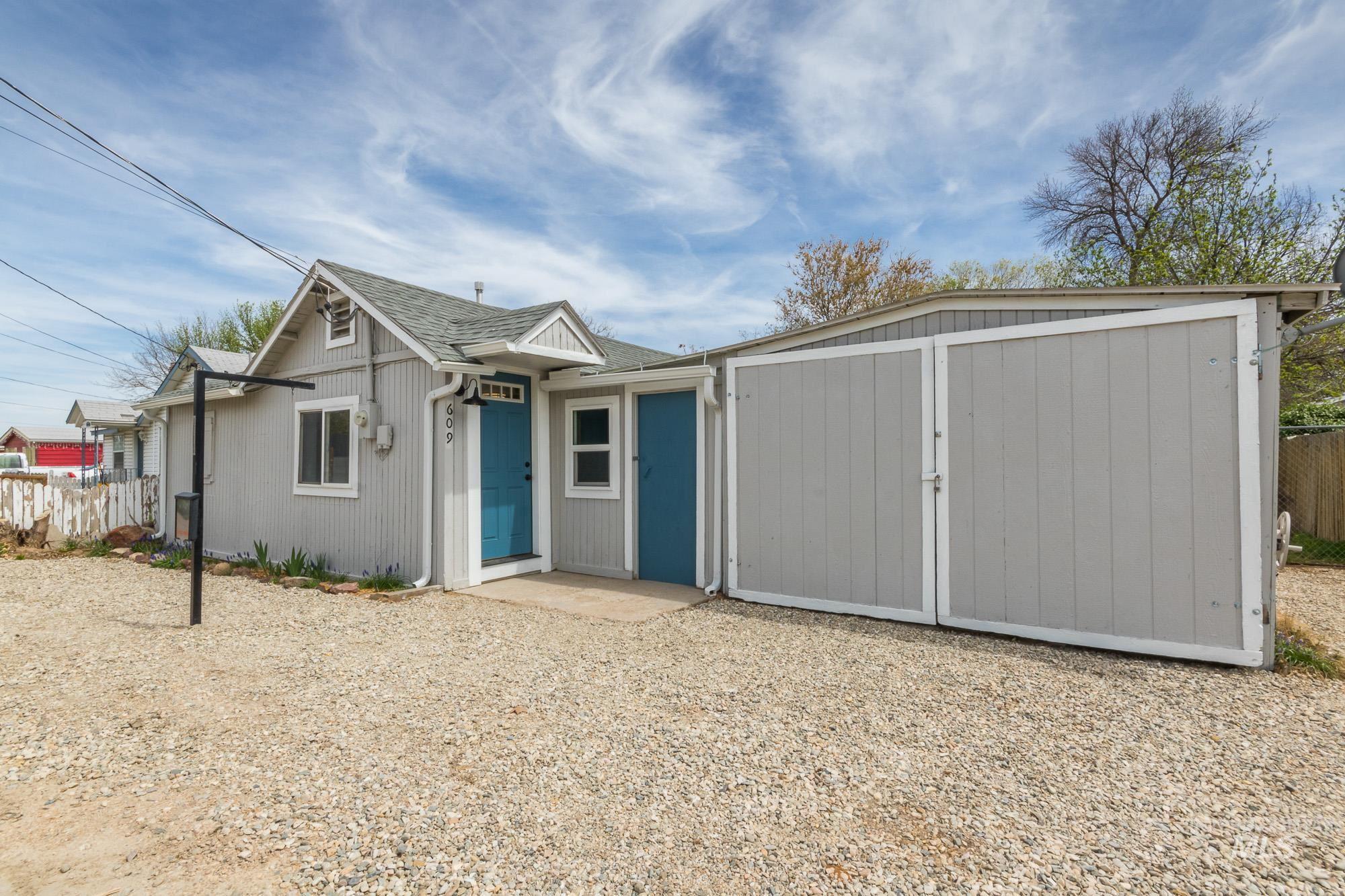 609 Hubbard Property Photo - Nampa, ID real estate listing