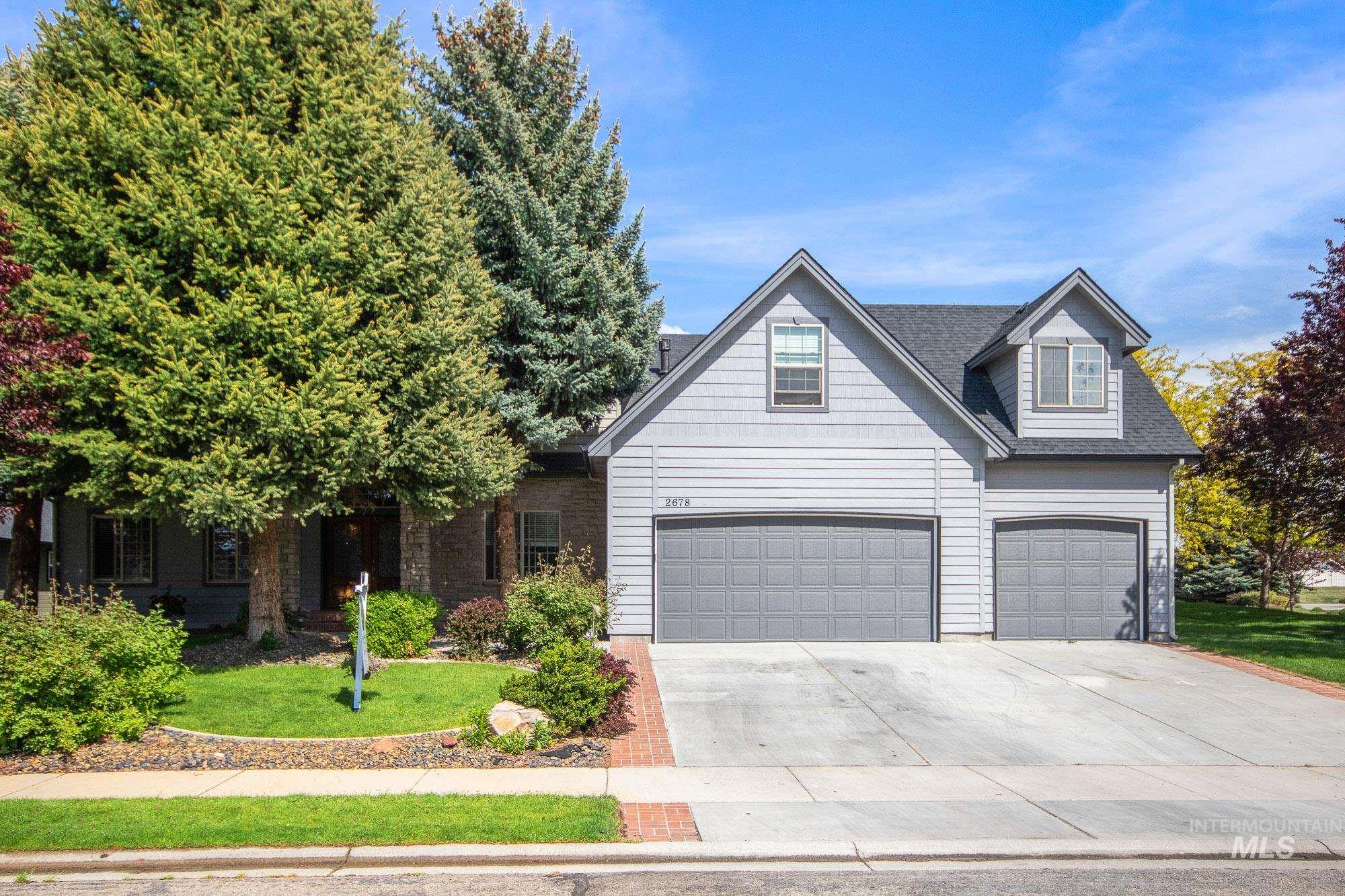 2678 S Hood Ranch Pl Property Photo - Meridian, ID real estate listing