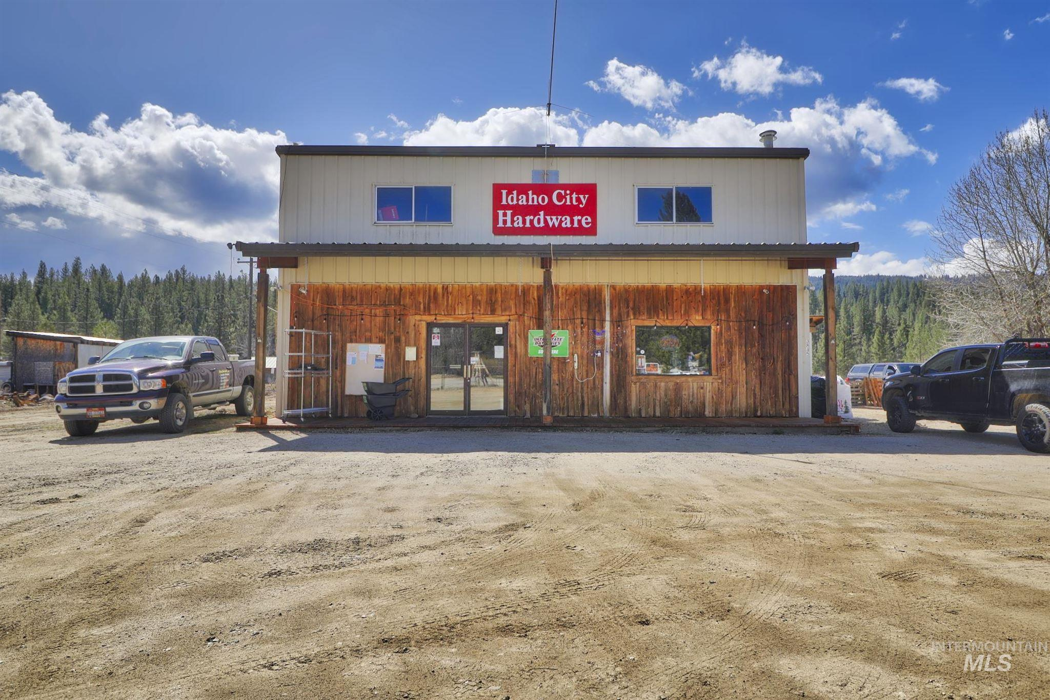 3845 Highway 21 Property Photo - Idaho City, ID real estate listing