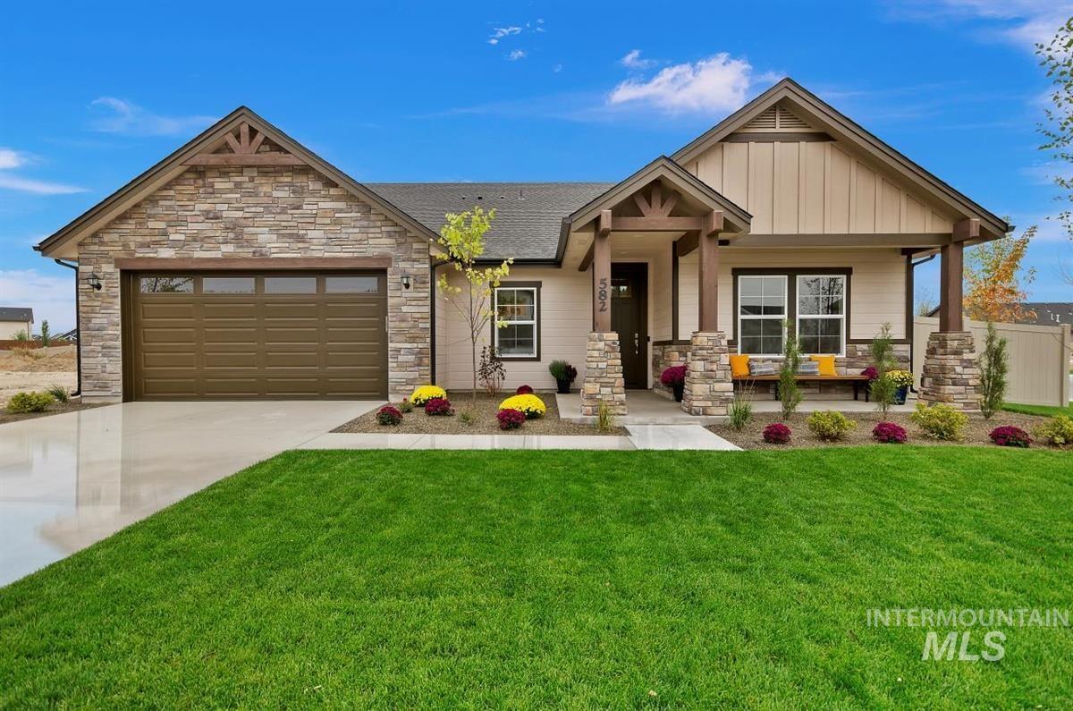 2335 Mariner Ave. Property Photo - Middleton, ID real estate listing