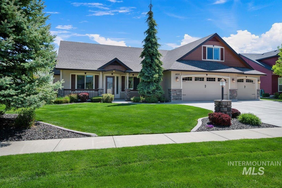 1420 S Whitewater Court Property Photo - Nampa, ID real estate listing