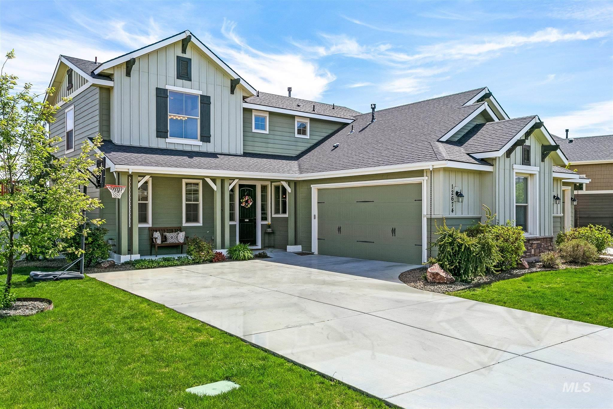 12674 S CARRIAGE HILL Property Photo - Nampa, ID real estate listing
