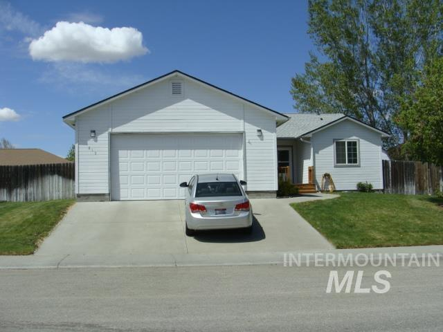 815 Gregory Ln Property Photo - Mountain Home, ID real estate listing