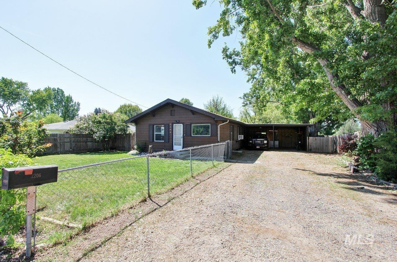 2206 Lincoln Property Photo - Caldwell, ID real estate listing
