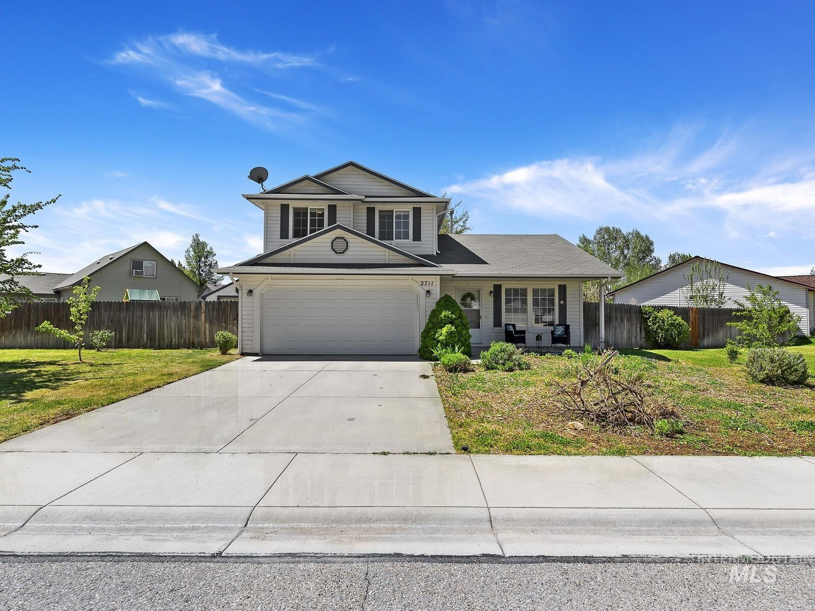 2711 Pebble Way Property Photo - Nampa, ID real estate listing