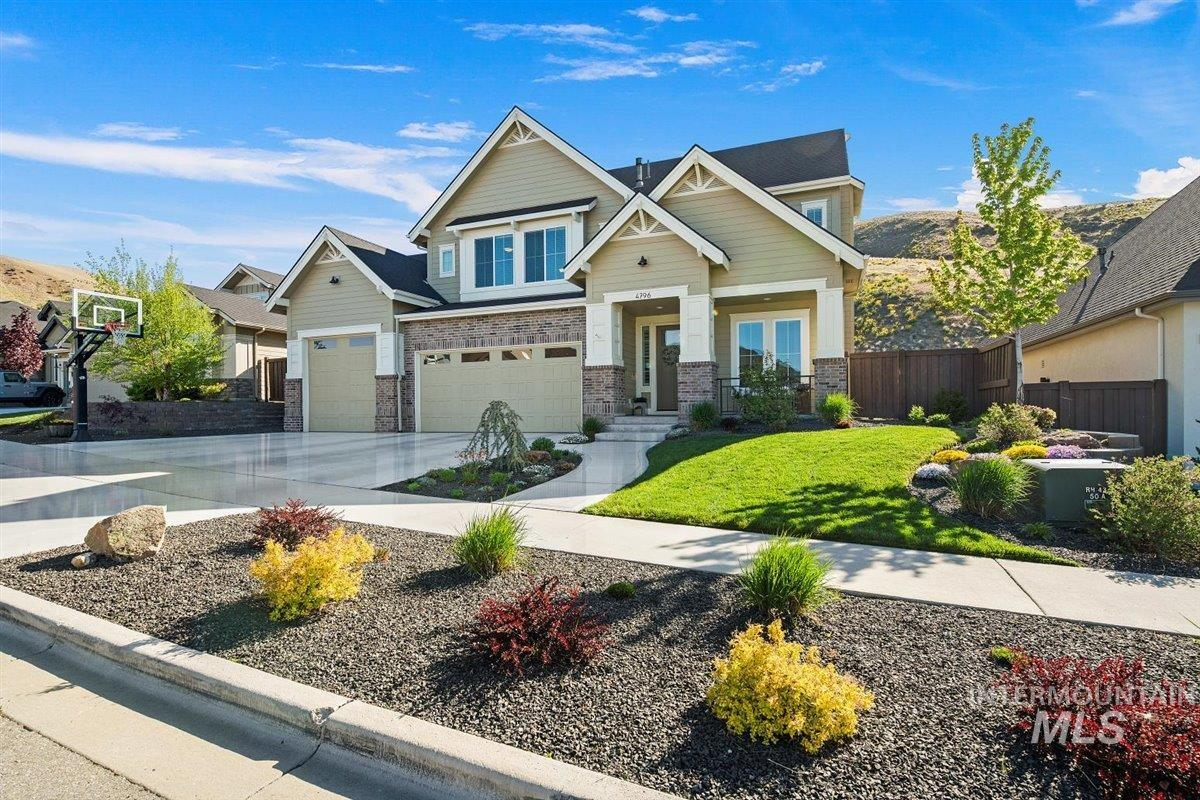 4796 S Chugwater Way Property Photo - Boise, ID real estate listing