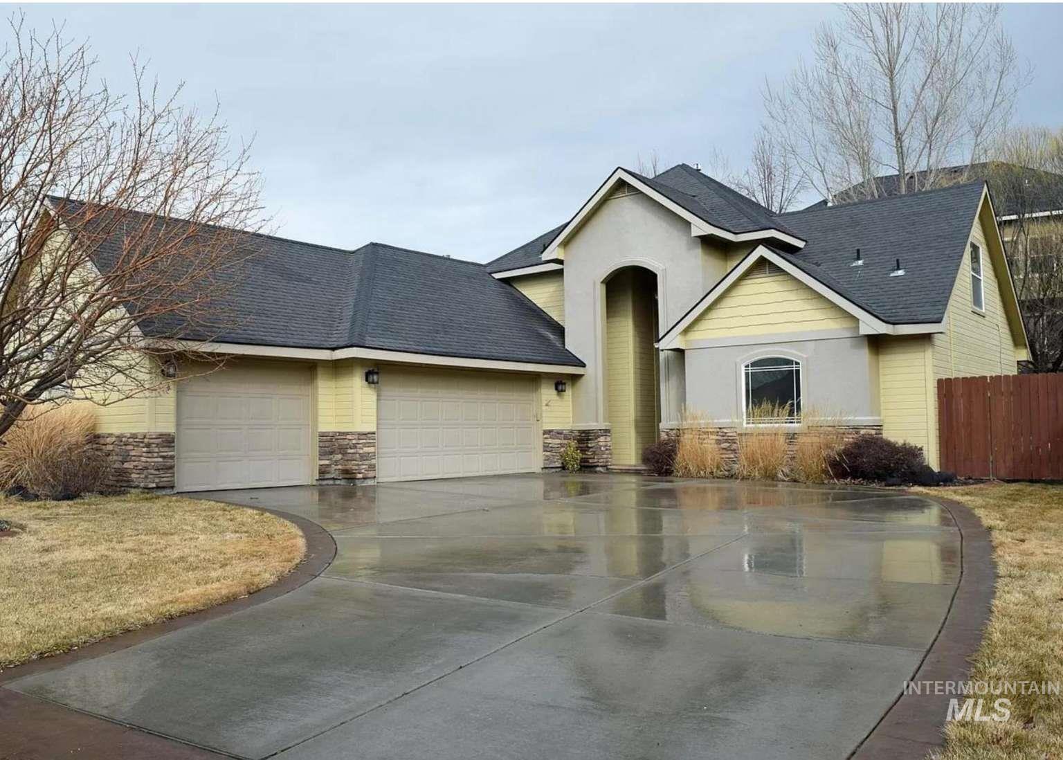 8080 S Legolas Pl Property Photo - Boise, ID real estate listing