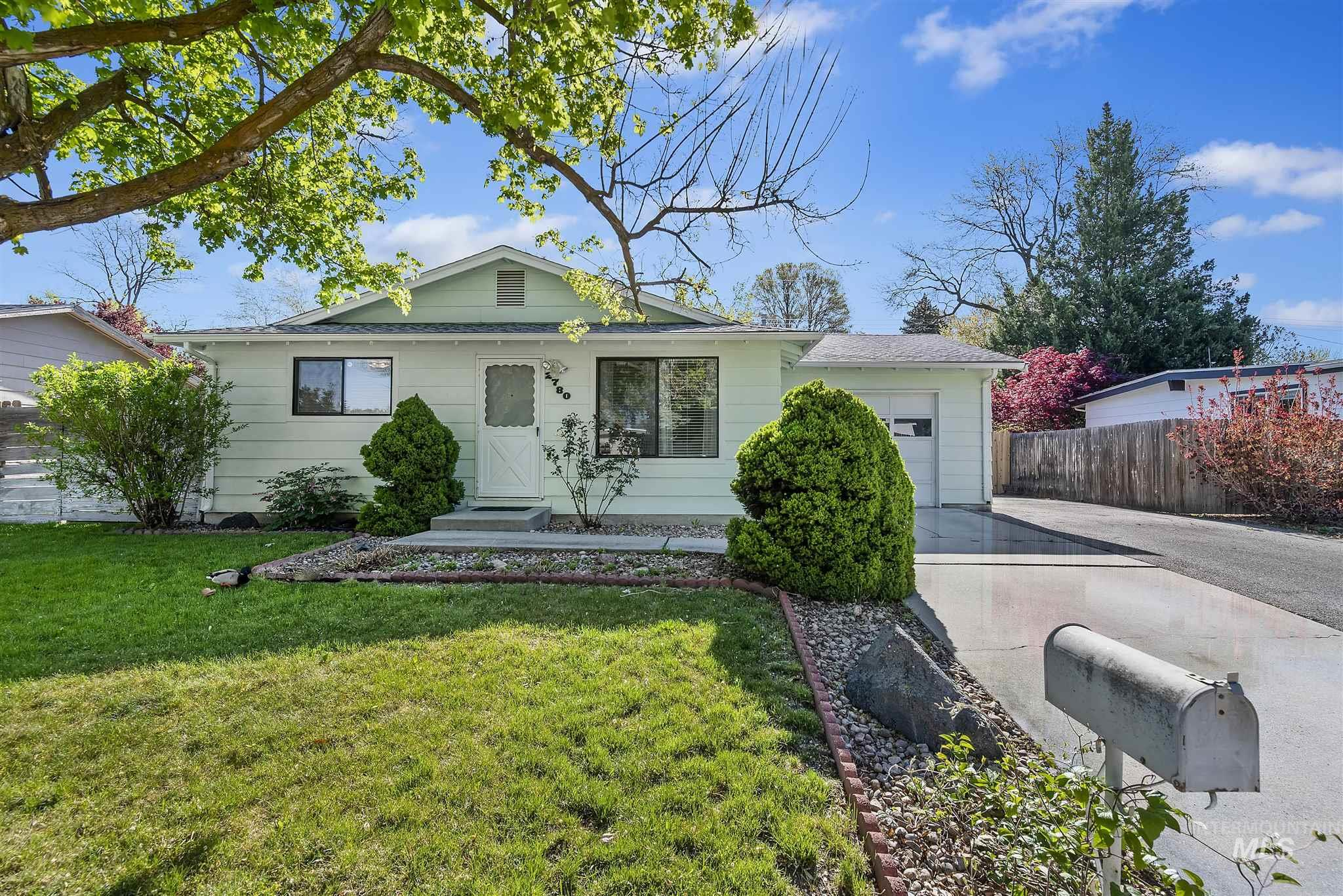 2780 N 38th St Property Photo - Boise, ID real estate listing