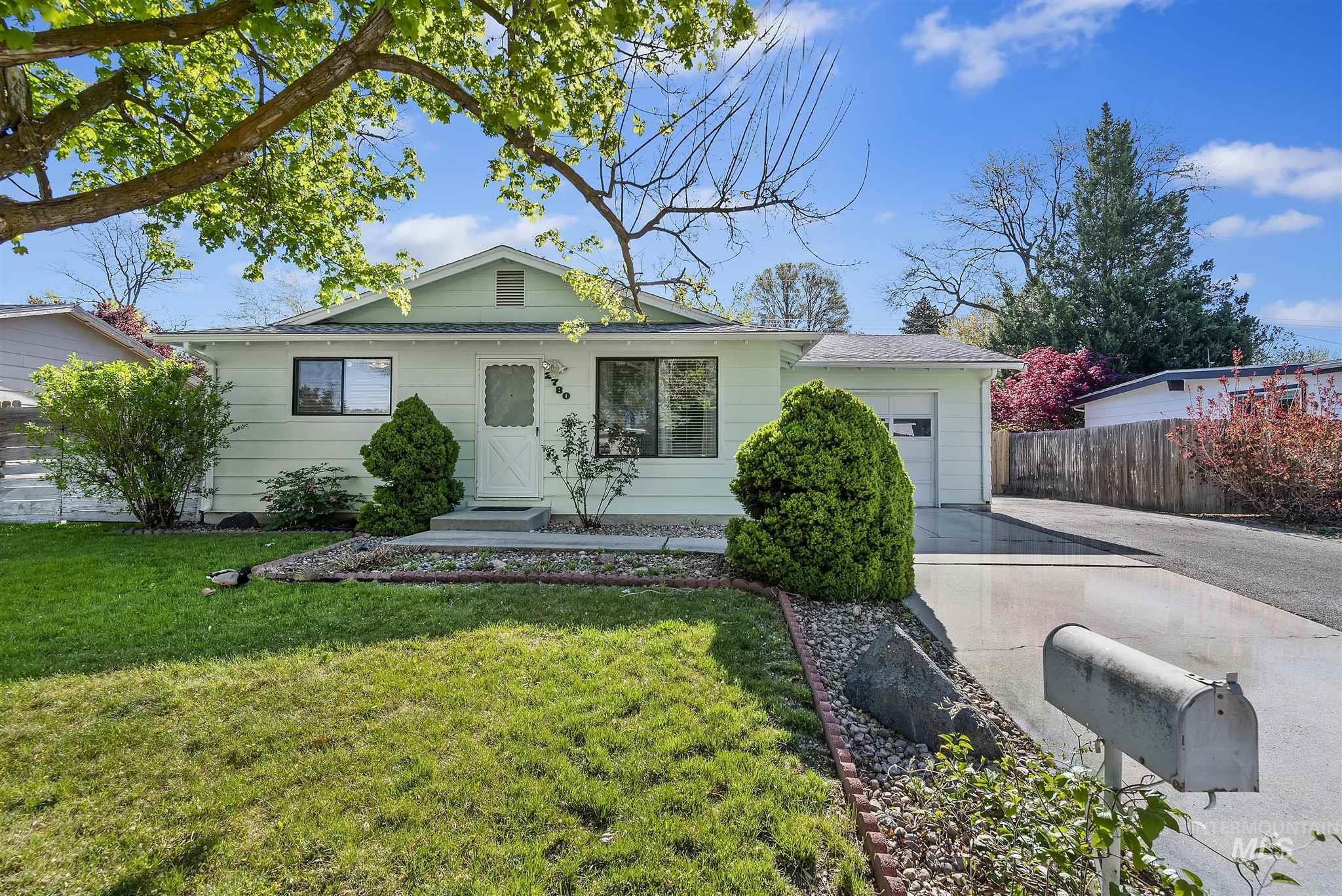 2780 N 38th St Property Photo - Boise, ID real estate listing