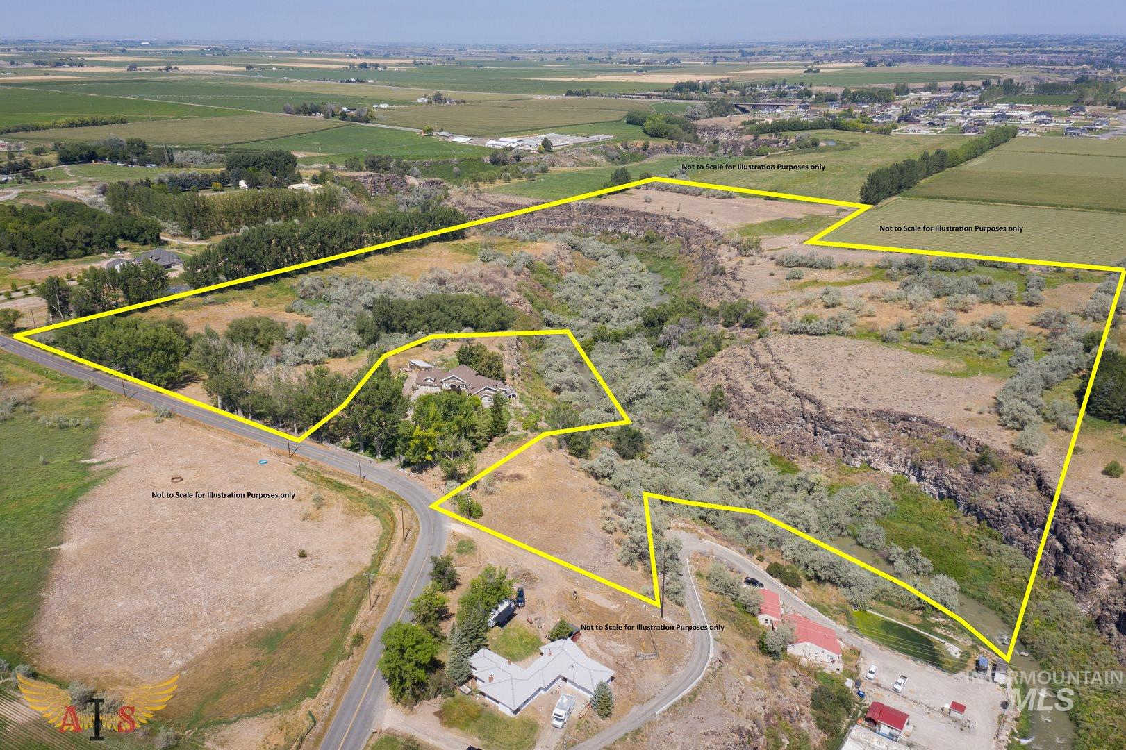 2655 E 4000 N Approx. Property Photo - Twin Falls, ID real estate listing