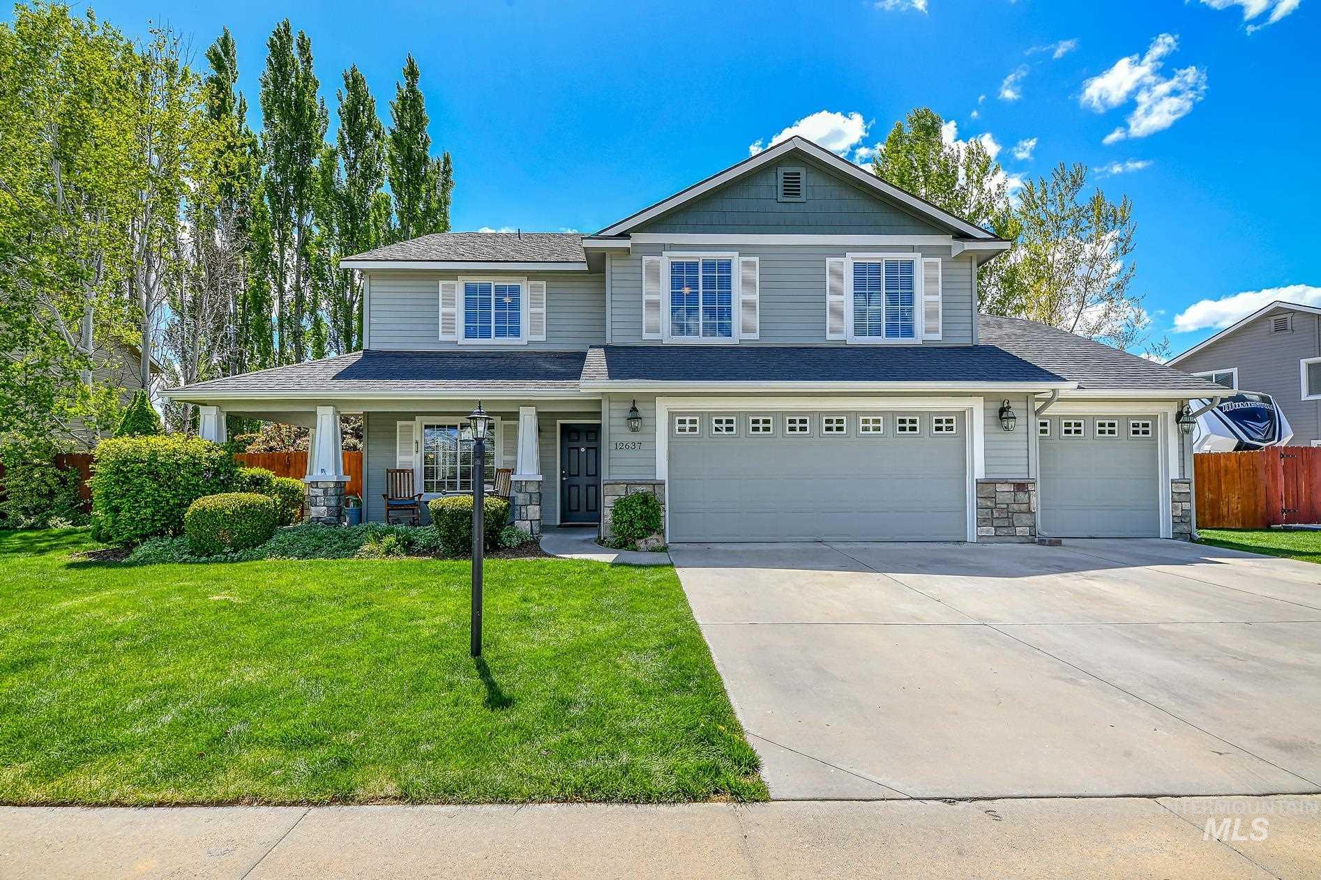 12637 W Heatherhills Property Photo - Boise, ID real estate listing
