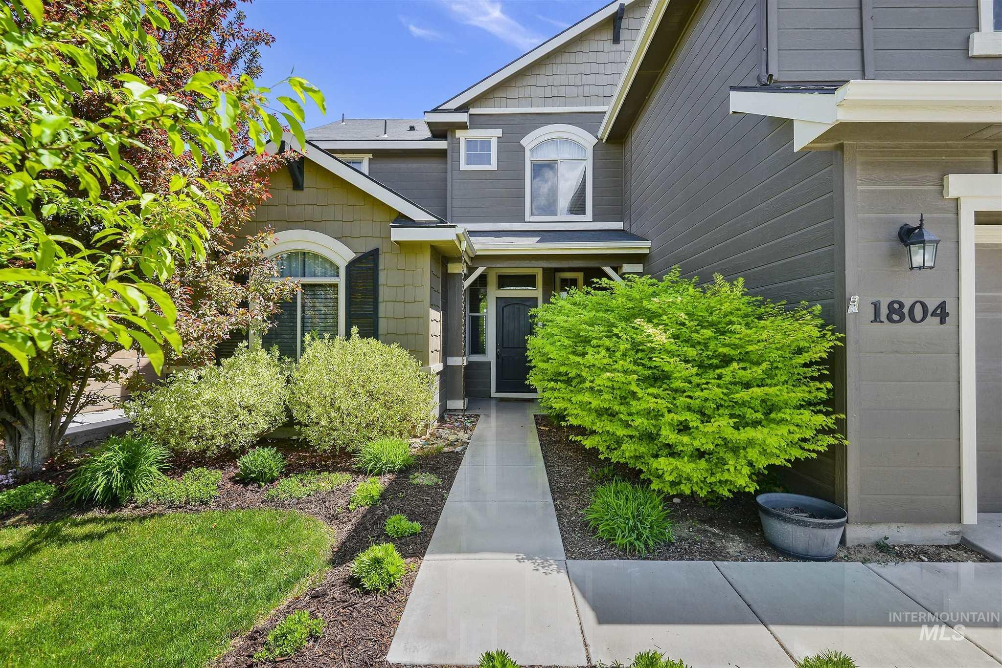 1804 Ridge Way Property Photo - Middleton, ID real estate listing