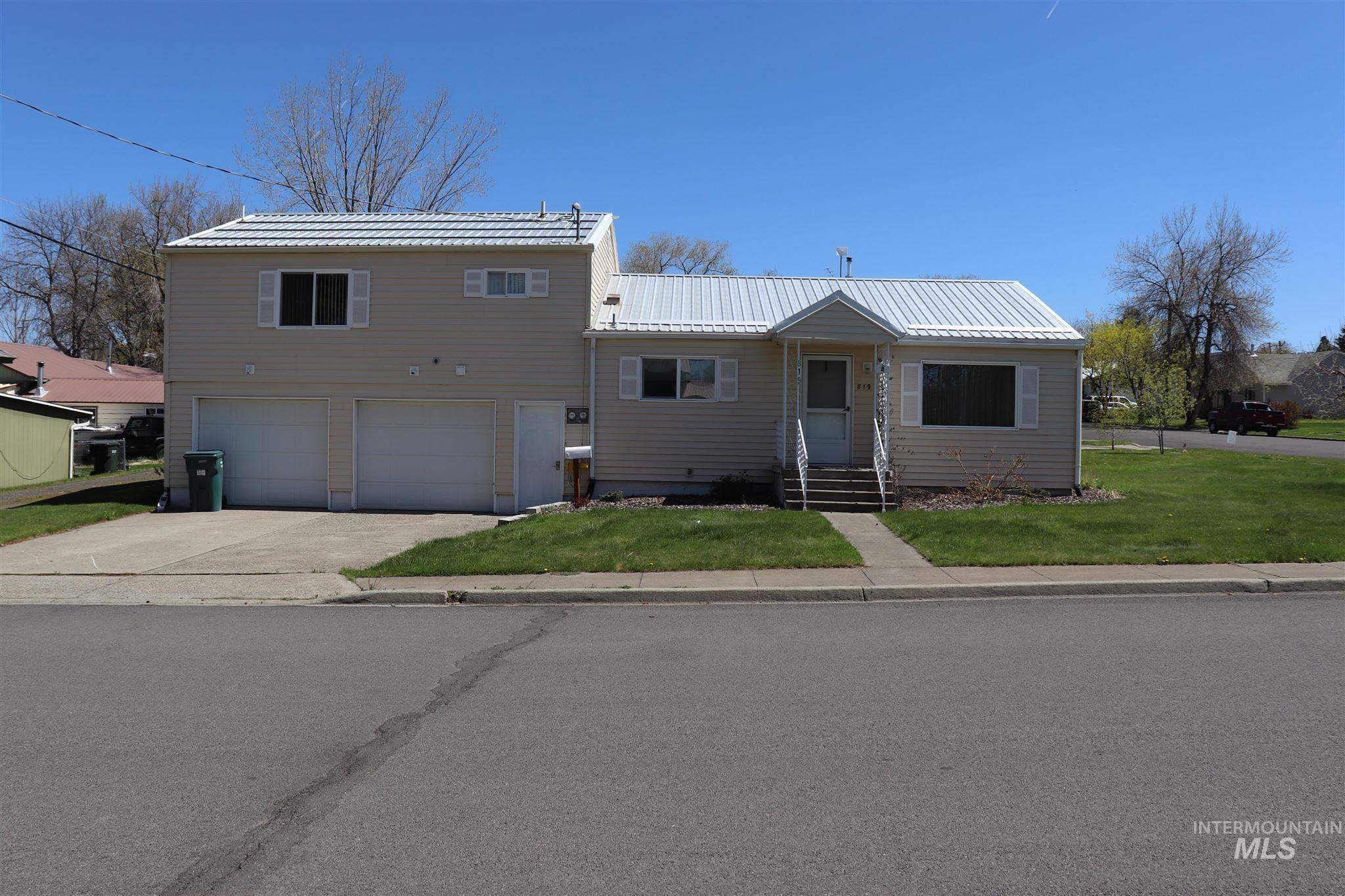 819 S HALL ST Property Photo - Grangeville, ID real estate listing