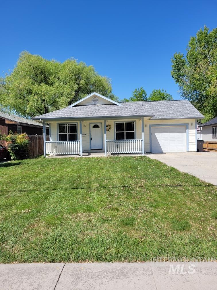 1715 S Columbus Street Property Photo - Boise, ID real estate listing