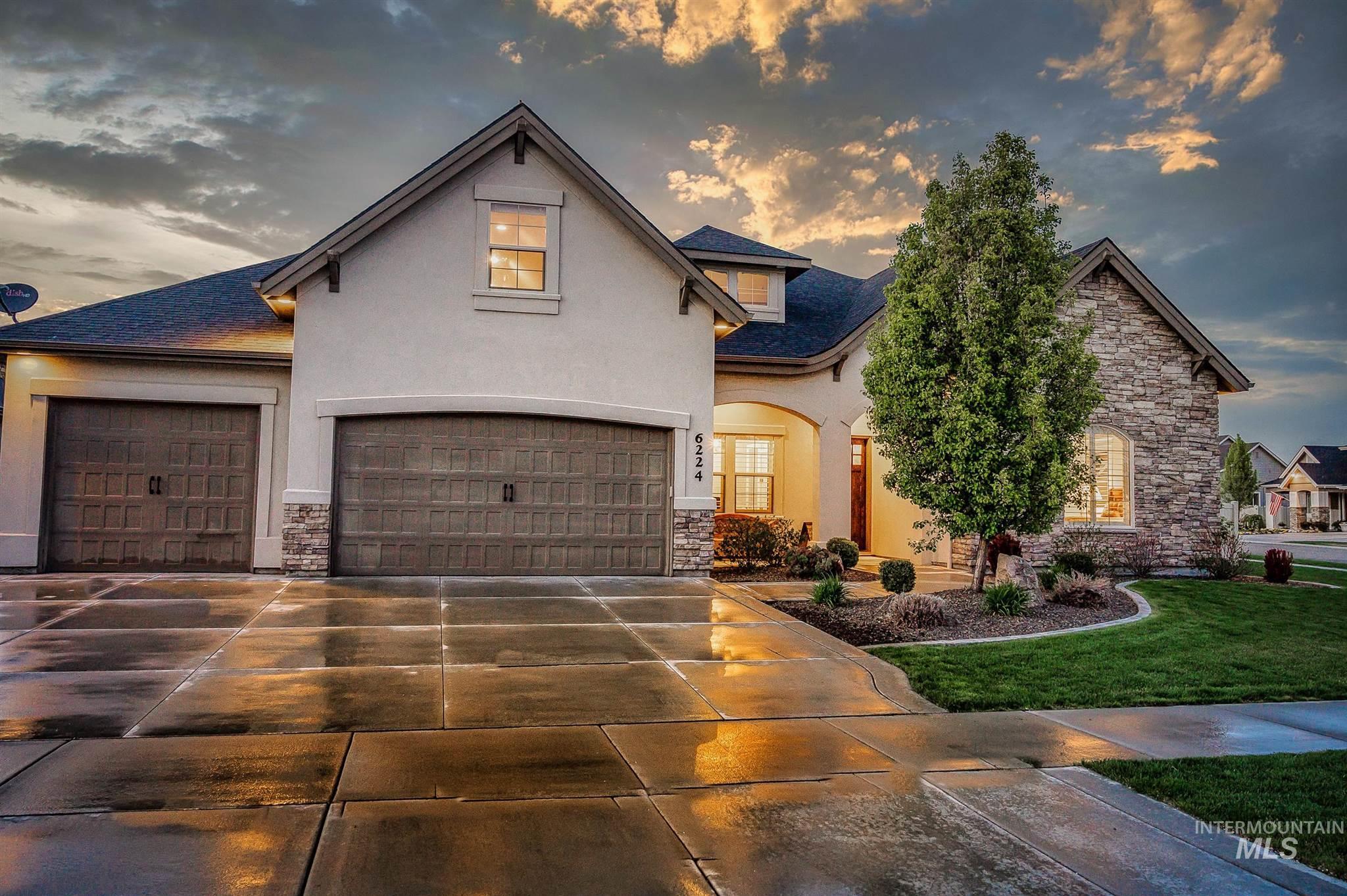 6224 W Donatella Street Property Photo - Eagle, ID real estate listing