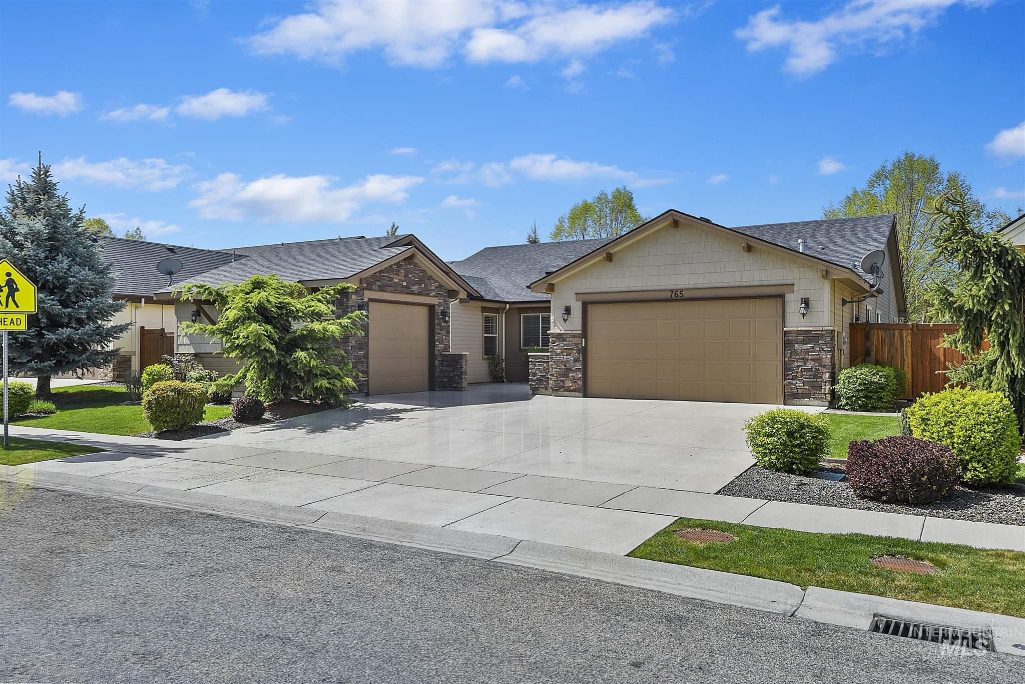 765 W Colbert Street Property Photo - Meridian, ID real estate listing