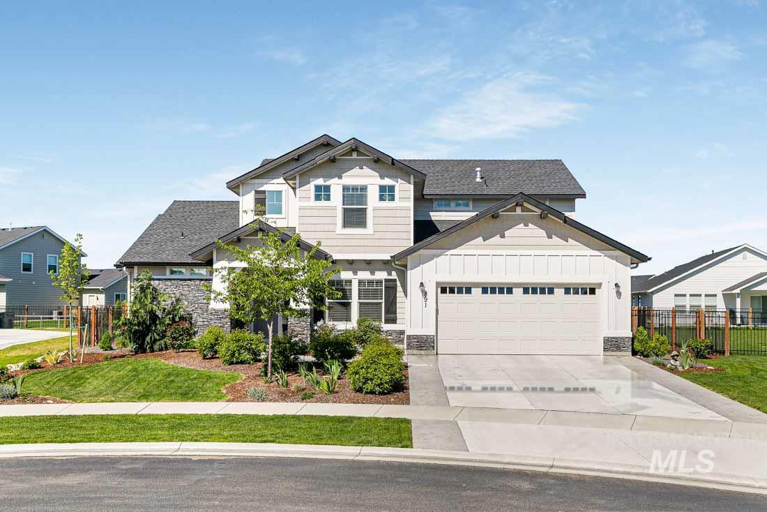 891 N WORLD CUP Property Photo - Eagle, ID real estate listing