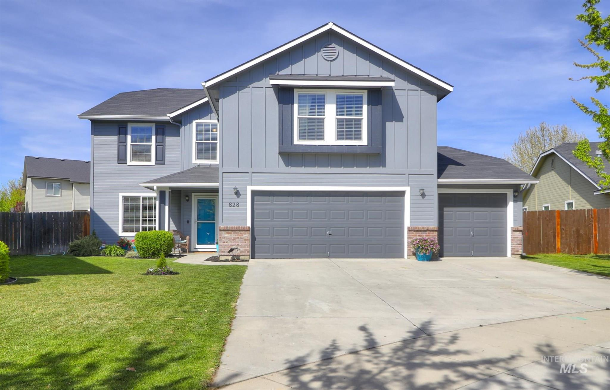 828 W Apple Pine St Property Photo - Meridian, ID real estate listing