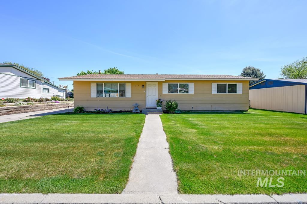 1364 W 2nd St Property Photo - Weiser, ID real estate listing