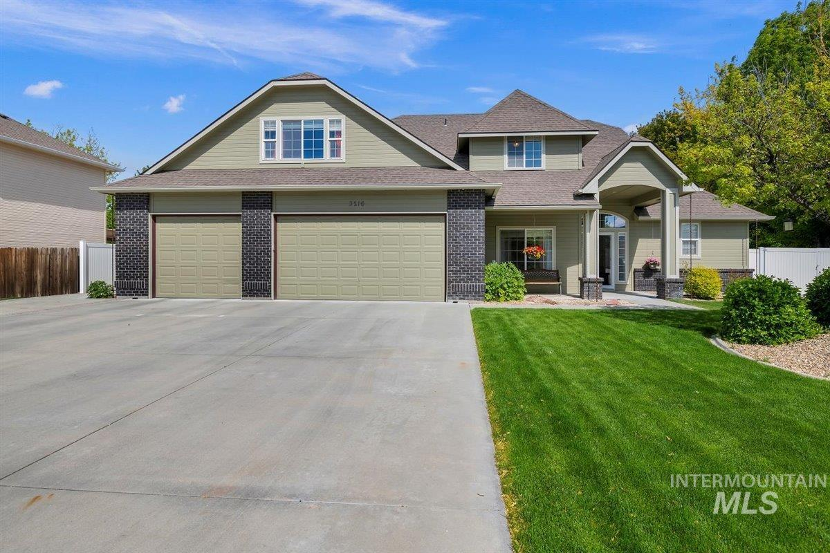 3216 S Kokomo Drive Property Photo - Nampa, ID real estate listing