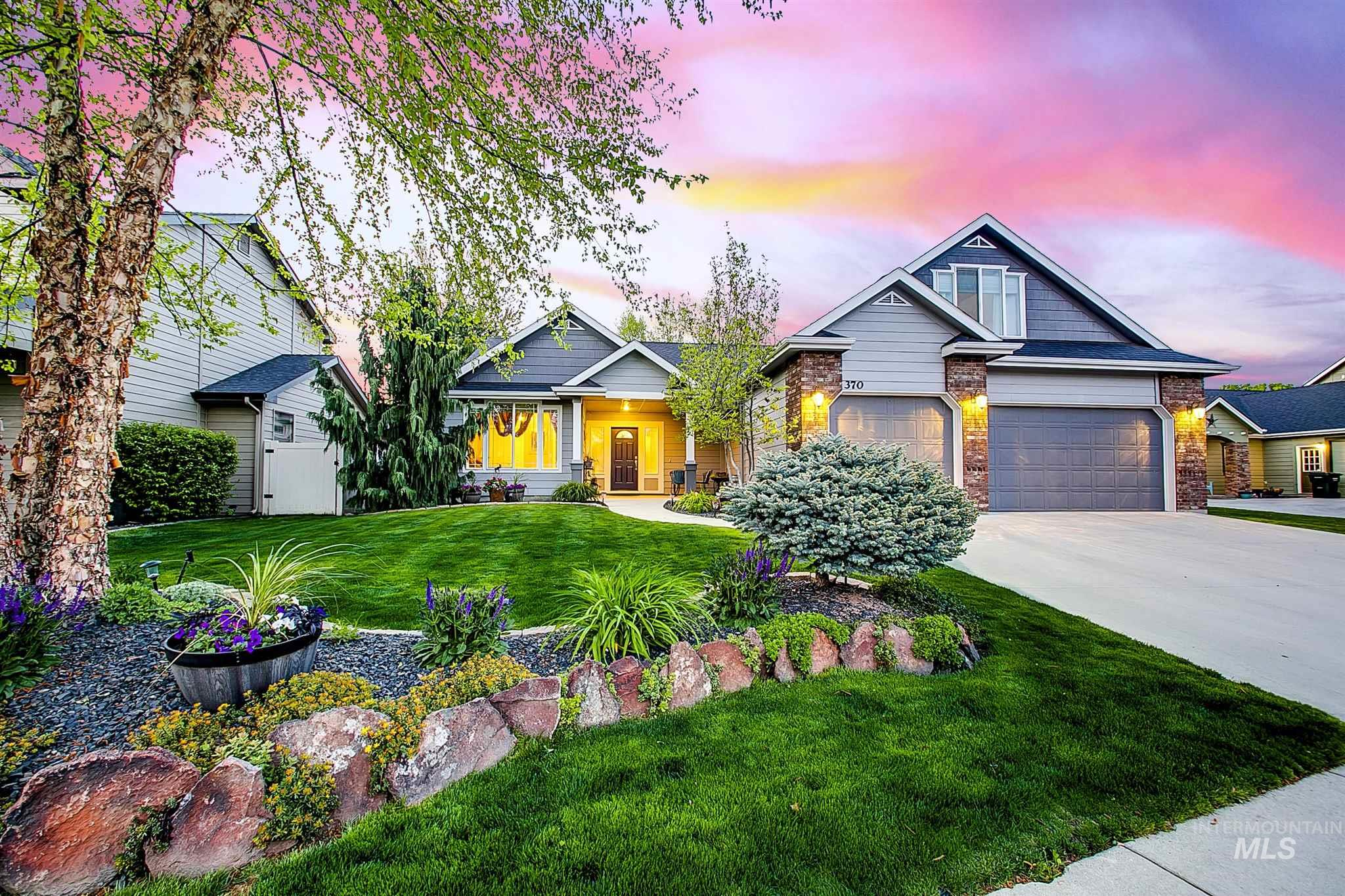 370 E Halpin Property Photo - Meridian, ID real estate listing