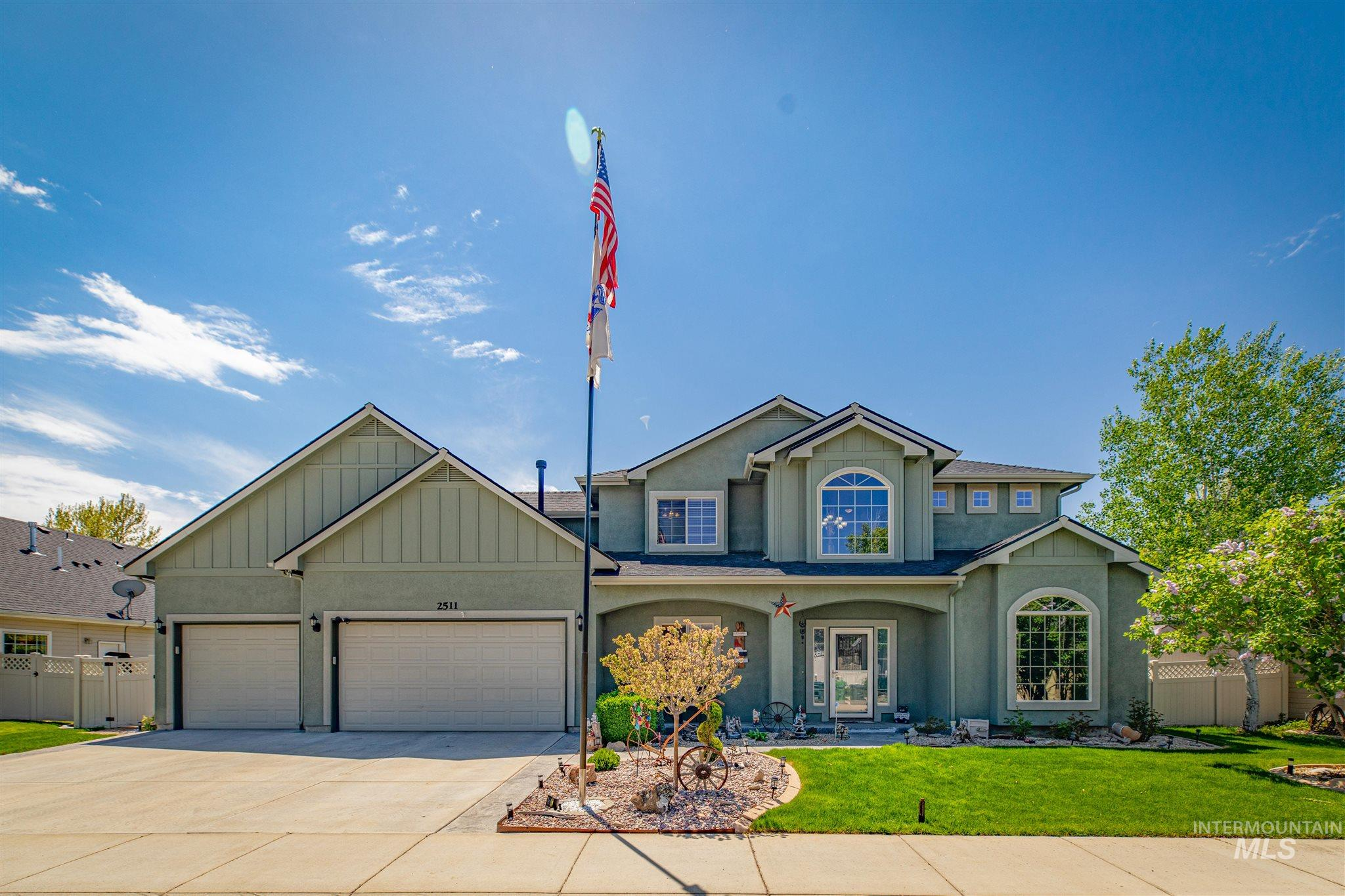 2511 W Teano Dr. Property Photo - Meridian, ID real estate listing
