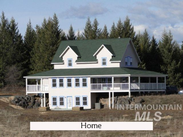1015 White Pine Flats Property Photo - Troy, ID real estate listing