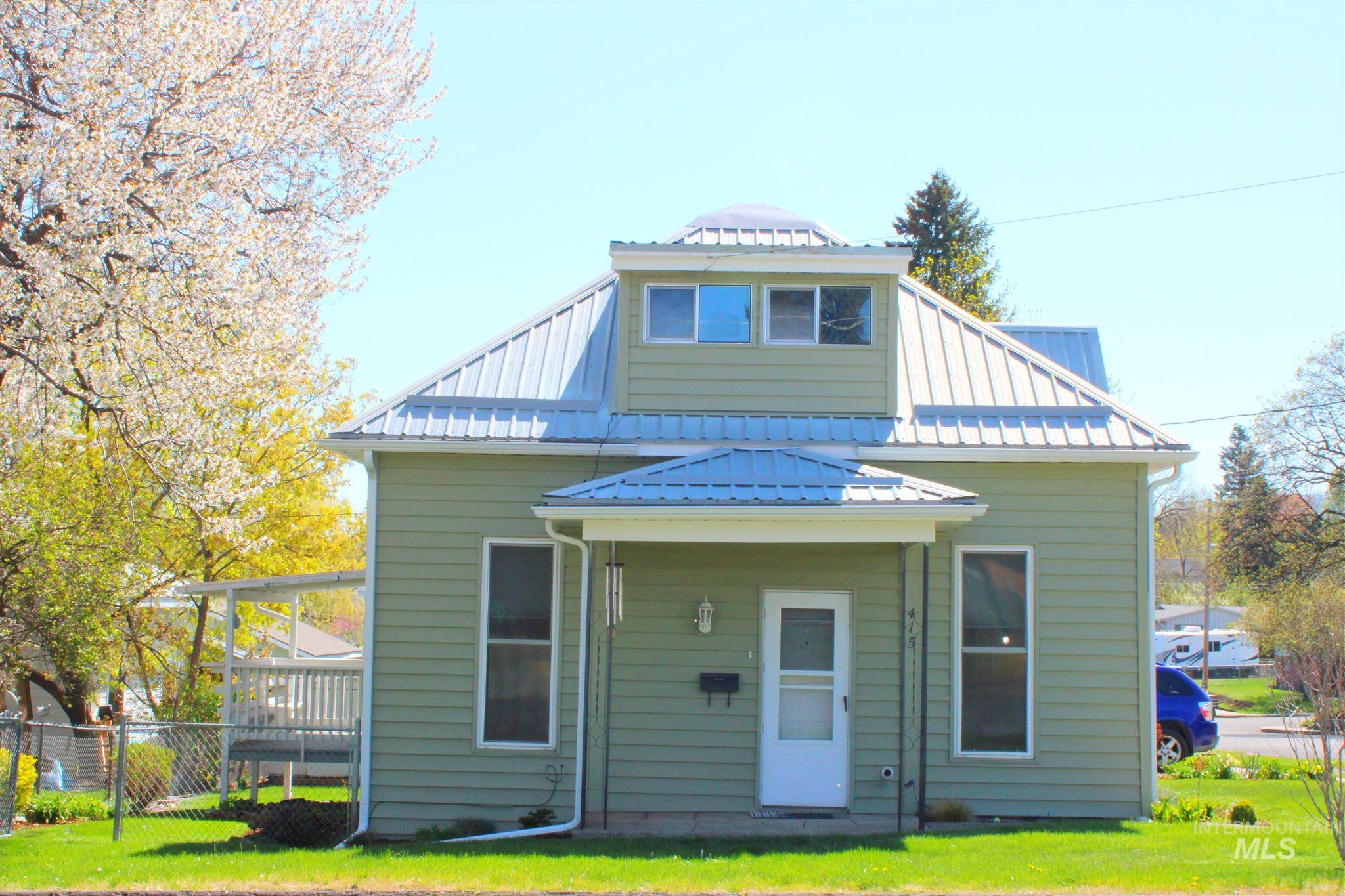 415 S College St. Property Photo - Grangeville, ID real estate listing