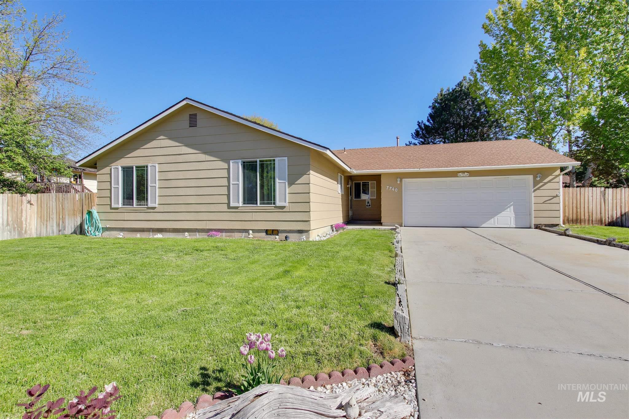 7740 W Tillamook St Property Photo - Boise, ID real estate listing