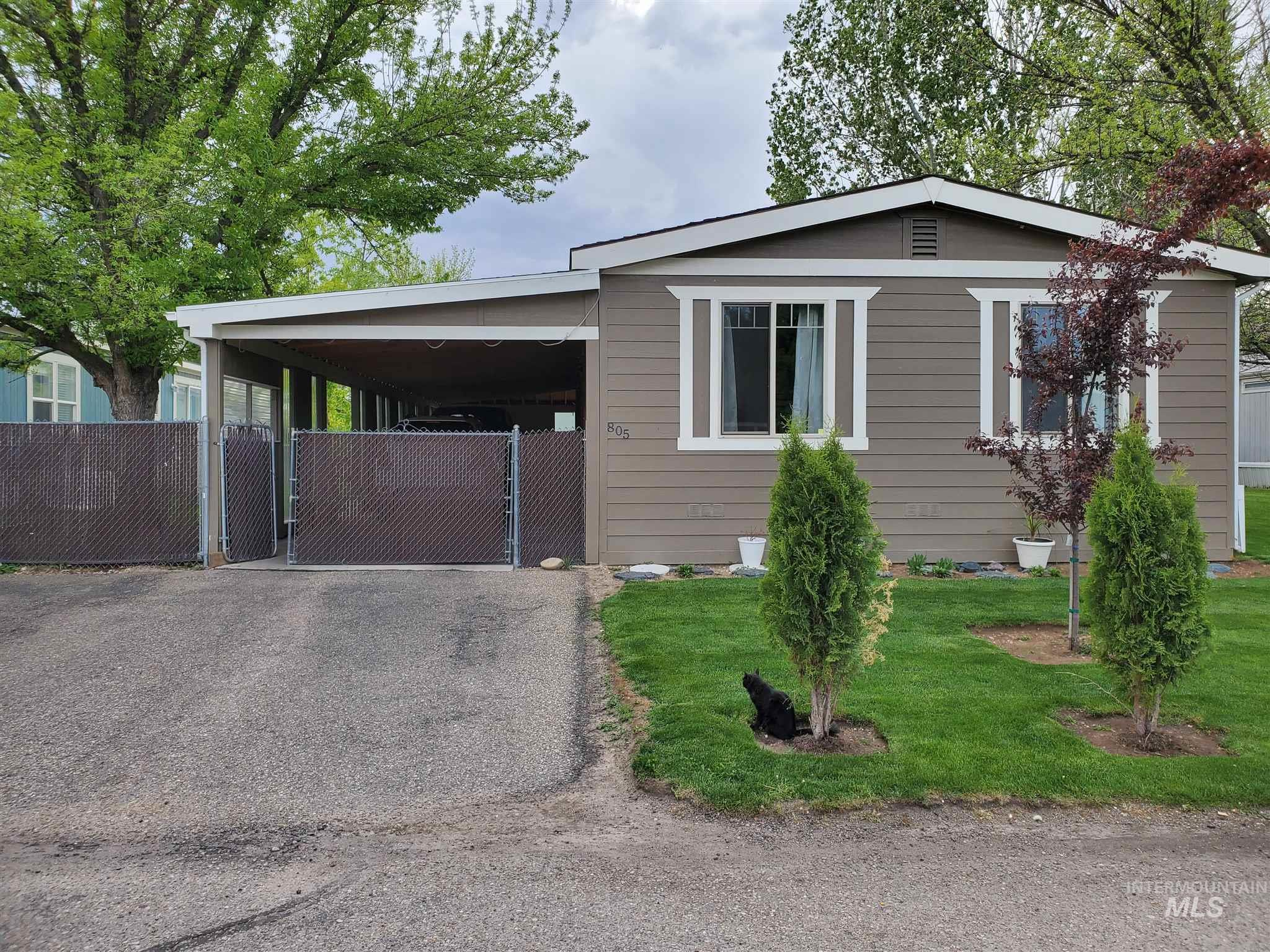805 LONG VALLEY ST Property Photo - Nampa, ID real estate listing