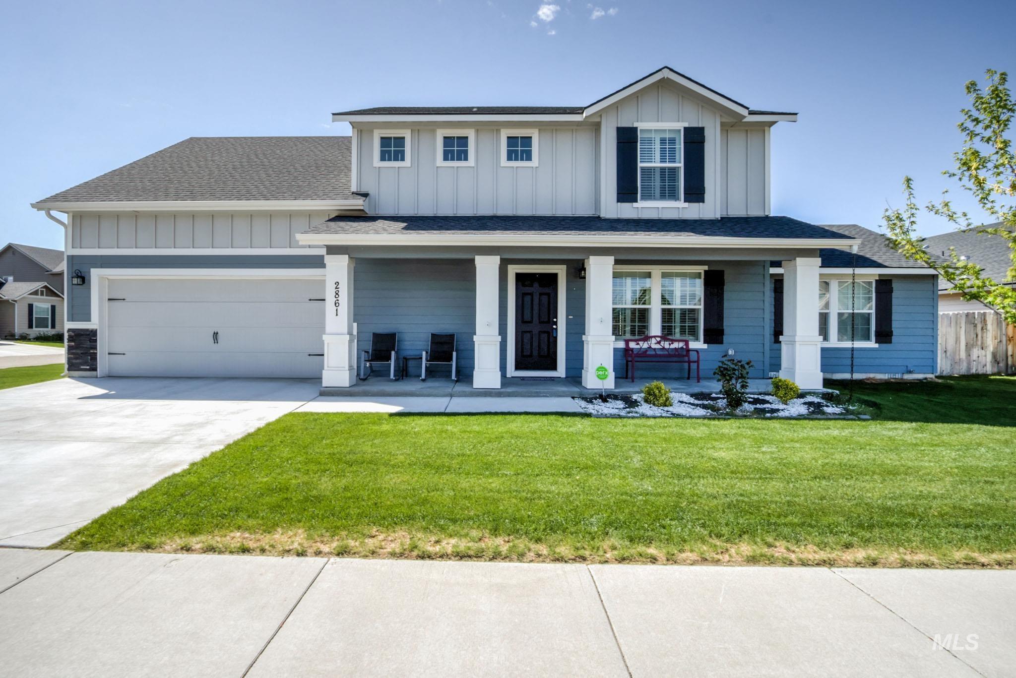 2861 W Jayton Dr. Property Photo - Meridian, ID real estate listing