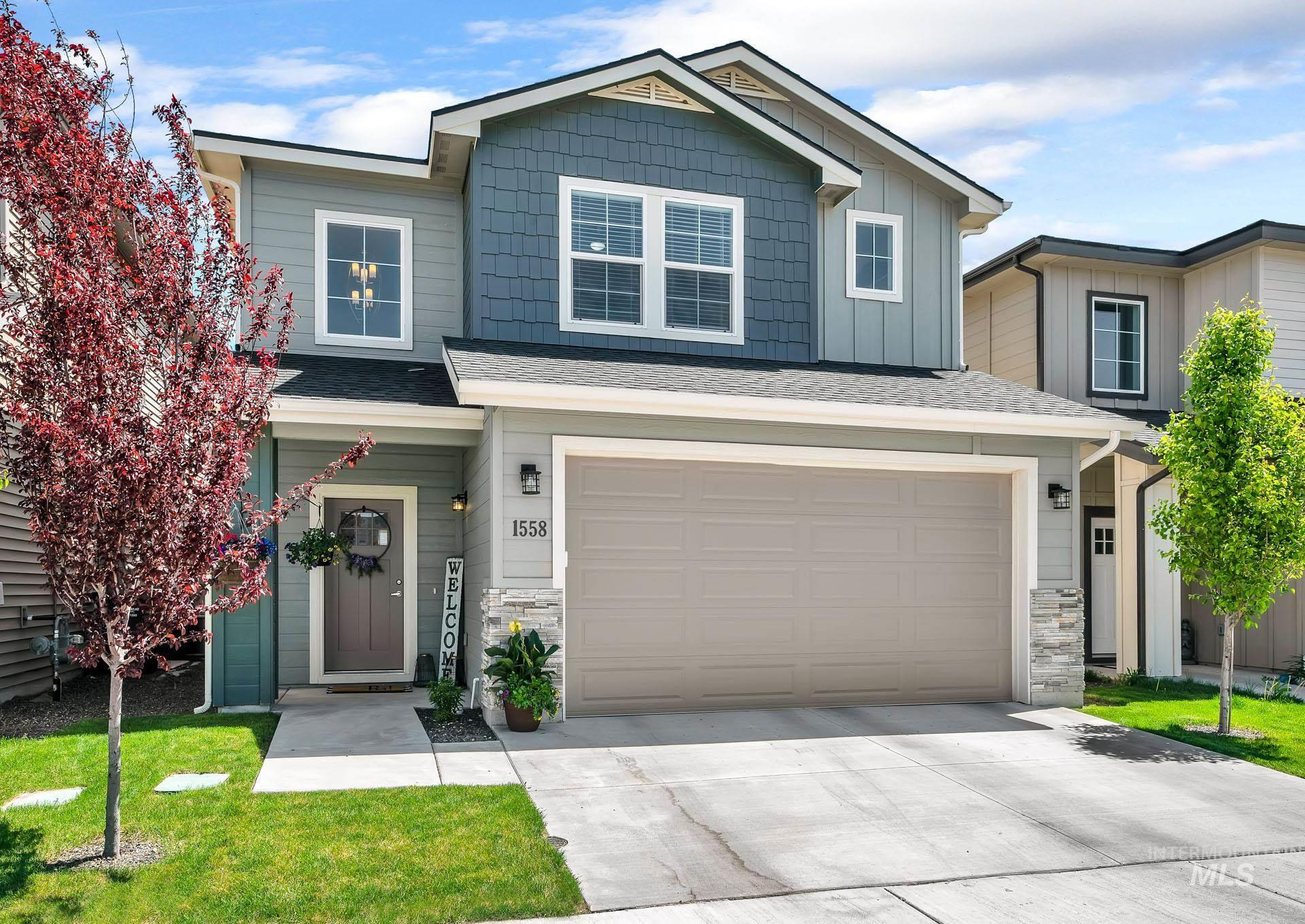 1558 S PILAR WAY Property Photo - Nampa, ID real estate listing
