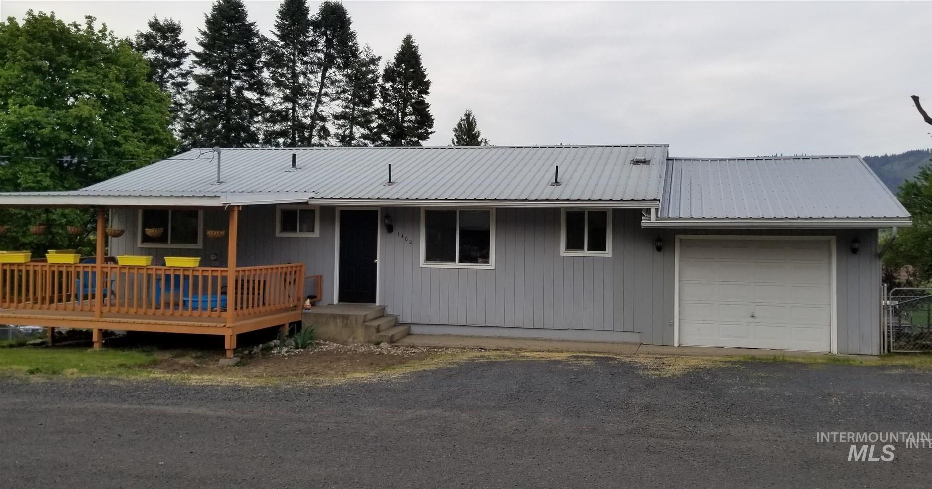 1402 2nd Street Ext. Property Photo - Kamiah, ID real estate listing