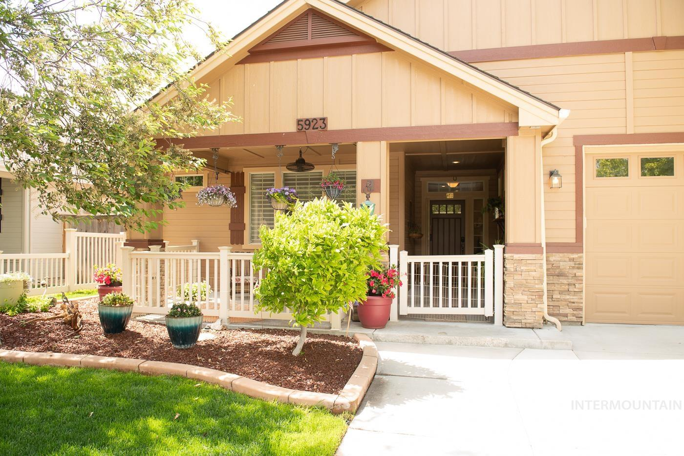 5923 S Cheshire Property Photo - Boise, ID real estate listing