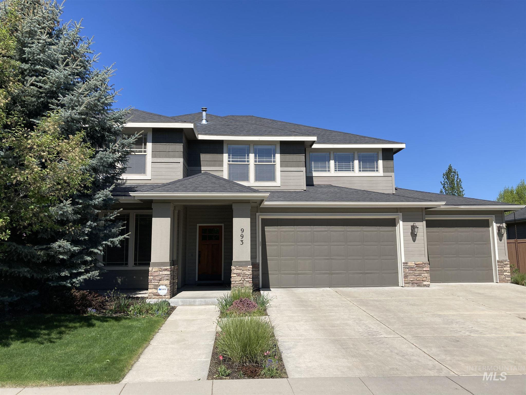 993 W CAGNEY Property Photo - Meridian, ID real estate listing