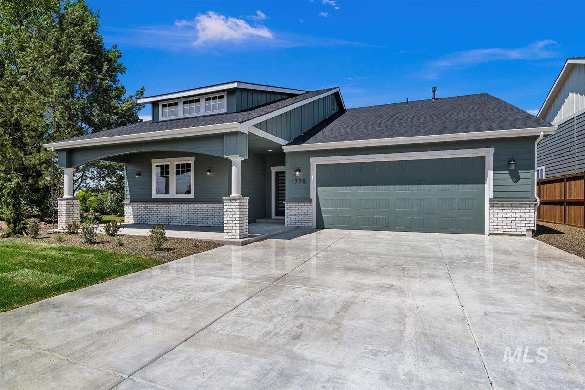 1778 W Capstone Drive Property Photo - Nampa, ID real estate listing