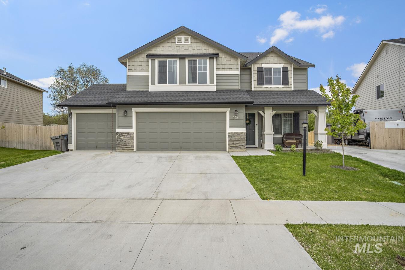 4421 E Stone Falls Dr. Property Photo - Nampa, ID real estate listing