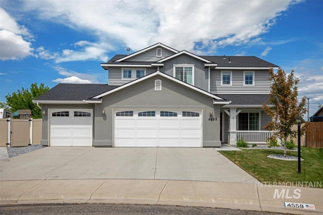 4559 N Wildcat Pl Property Photo - Meridian, ID real estate listing