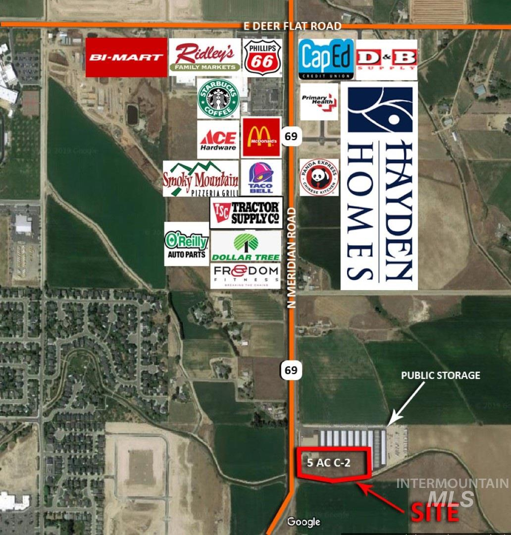 252 N Meridian Road Property Photo - Kuna, ID real estate listing
