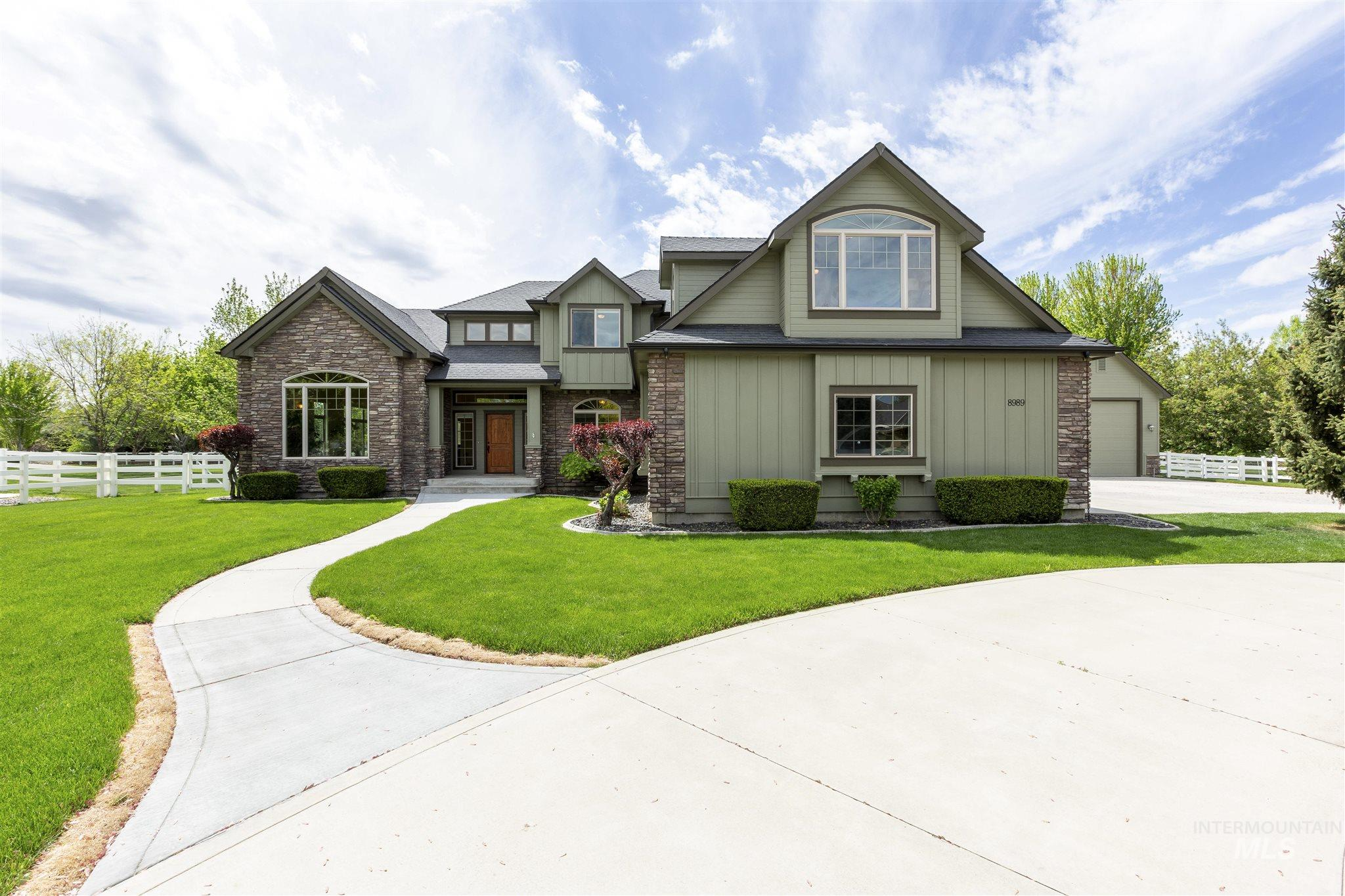 8989 New Castle Dr Property Photo - Middleton, ID real estate listing