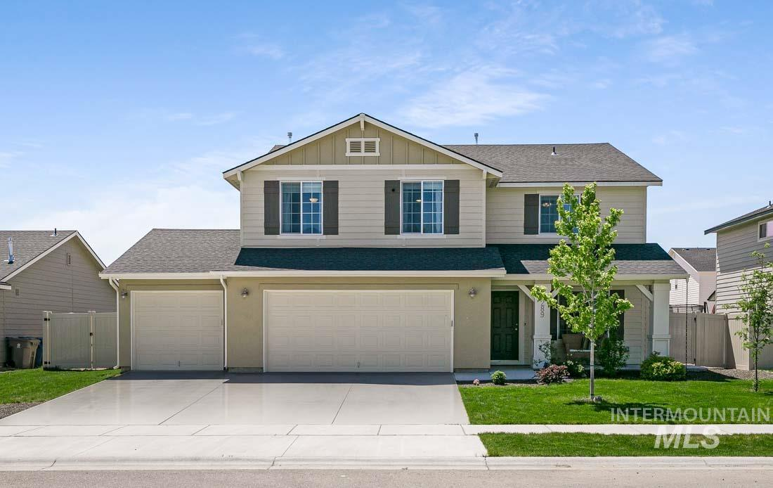 8289 E Rathdrum Dr. Property Photo - Nampa, ID real estate listing