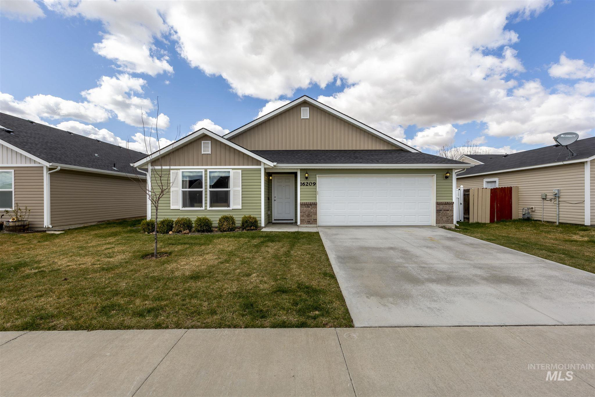 16209 Sunnyfield Ave Property Photo - Caldwell, ID real estate listing